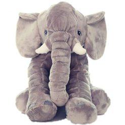 عروسک فیل بالشتی بازی و خواب نوزاد