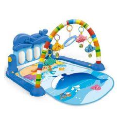 تشک بازی music baby piano fitness rack